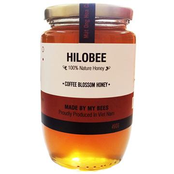 Mật ong hoa cà phê nguyên chất Hilobee