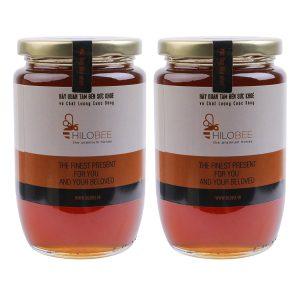 Mật ong hoa nhãn nguyên chất Hilobee (14)