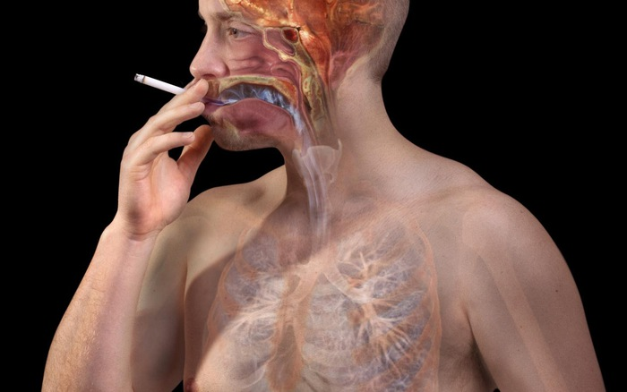 Rượu và thuốc lá - Thói quen tồi tệ nhất